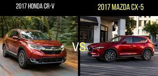 mazda5 vs honda crv to 2017 honda cr v vs 2017 mazda cx 5 autonation
