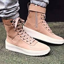 Canapã En Pin Fear Of God Sneaker Canapa Beige 6 7 8 9 10 11 12 13 Fog