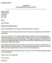 cover letter educational assistant cover letter cover letter for