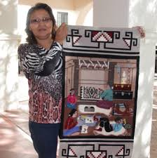 Navajo Rug Dress For Sale Florence Riggs U0027 Pictorial Sold And Happy Birthday To Florence