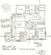 Mystery Shack Floor Plan by Village Book Wood Street Village History Society