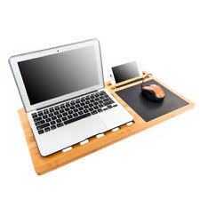 Laptop Desk Cushion Premium 100 Bamboo Laptop Desk Table Lapdesk Cushion