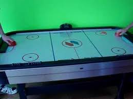 sportcraft turbo hockey table sportcraft turbo air hockey table youtube