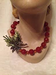 large red bead necklace images 97 best jewelry heidi daus winter holidays images jpg
