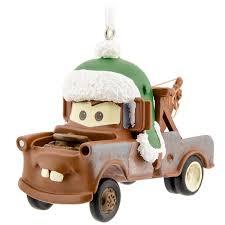 hallmark disney pixar cars tow mater