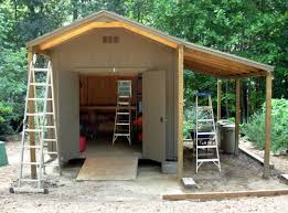Diy Lean To Storage Shed Plans by Wood Lean To Shed Plans Shed Ideas Pinterest Woods Google