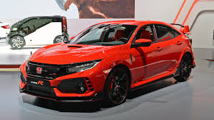 honda hatchback type r 2017 civic type r will start at 34 775 according to monroney