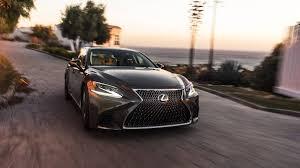 lexus v8 torque settings 2018 lexus ls luxury sedan debuts at the naias