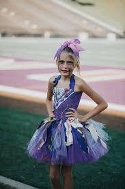 Zombie Cheerleader Girls Zombie Cheerleader Any Team Tutu Dress Halloween