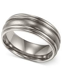 7mm ring men s titanium ring comfort fit wedding band 7mm rings