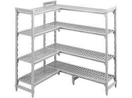 Corner Storage Shelves by Chemical Shevling Solutions Safe Chemical Storage Solutions
