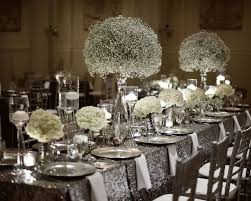 wedding decorations silver best 25 silver wedding decorations ideas