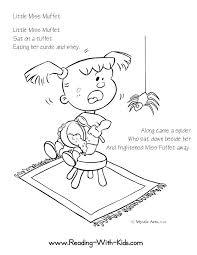preschool coloring pages nursery rhymes free nursery rhymes coloring pages might make cute baby shower game
