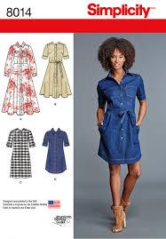 dresses dress sewing patterns simplicity patterns
