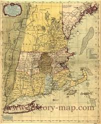 Connecticut New York Map by 13 Colonies New Hampshire Georgia Massachusetts And Connecticut