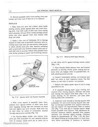 1956 pontiac v8 shop manual 27 u0026 28 series star chief eight