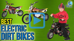 razor mx500 dirt rocket electric motocross bike top 7 electric dirt bikes of 2017 video review