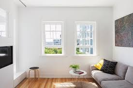 raanan sterns bauhaus inspired 800 square foot apartment redesign