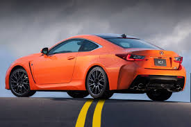 rcf lexus 2016 used 2015 lexus rc f for sale pricing u0026 features edmunds