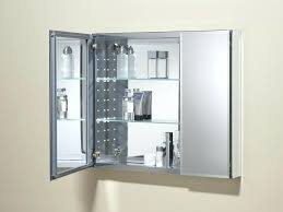 Corner Mirrors For Bathroom Cabinet With Mirror White Medicine Cabinet With Mirror And Lights