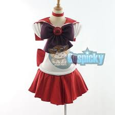 Sailor Mars Halloween Costume Sailor Moon U2013 Cospicky