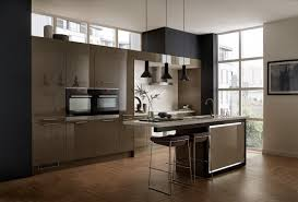 create a sleek and modern kitchen with greenwich gloss clay