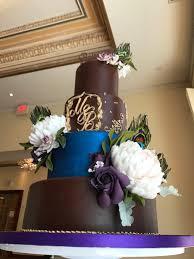 Peacock Themed Wedding Peacock Themed Wedding All Chocolate Cake Cakecentral Com