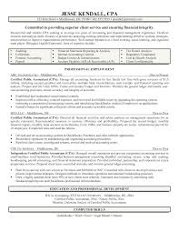 Best Bookkeeper Resume by Pretty Ideas Cpa Resume 3 Unforgettable Accountant Resume Examples