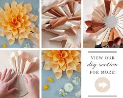 Paper Flower Diy Paper Flowers Diy Wedding Decor 100 Layer Cake