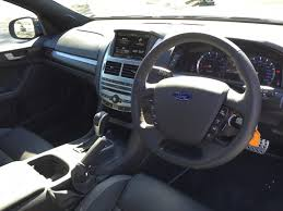 Ford Falcon Xr6 Interior Load It Up Ford Falcon Xr6 Ecolpi Ute Review U2013 Eftm
