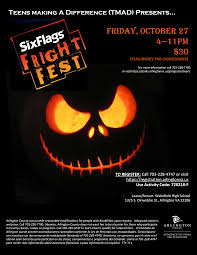 Six Flag Fright Fest Tickets Fright Fest At Six Flags America Parks U0026 Recreation