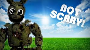 how to make five nights at freddy u0027s 3 not scary the official