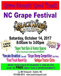 upcoming events bladenonline com
