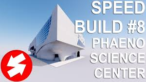 sketchup speedbuild phaeno science center free download youtube