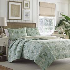 Palm Tree Bedspread Sets Bathroom Wood Paneling For Walls And Tommy Bahama Quilts With
