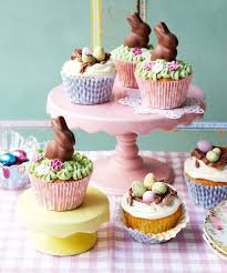 cutest ever easter cupcakes recipe topped with buttercream icing