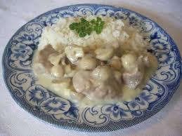 cuisine blanquette de veau blanquette de veau traditionnelle