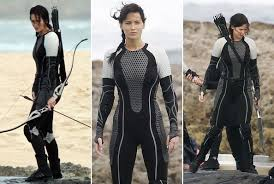 Hunger Games Halloween Costumes Jennifer Lawrence Catching Fire Love Film Hunger