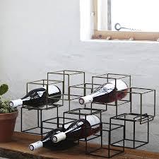 unusual wine racks notonthehighstreet com