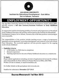 job application cover letter university lecturer