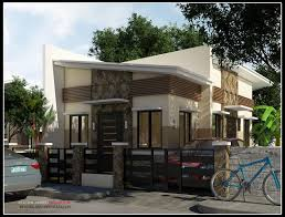 modern bungalow house design modern bungalow house in the philippines image 6 home design ideas