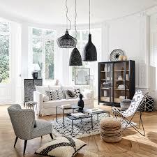 Appartement Haussmannien Deco Shopping Pour Une Déco Black U0026 White Frenchy Fancy