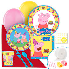 peppa pig party supplies peppa pig party ideas the evolution