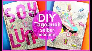 tagebuch selbst designen soy diy tagebuch selber machen bastelideen