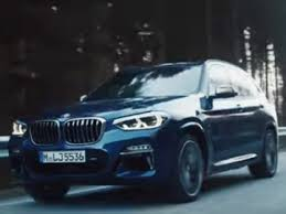 bmw comercial 2018 bmw x3 commercial