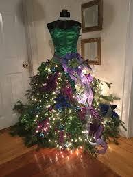 281 best dress form christmas trees images on pinterest dress
