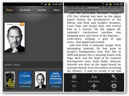 kindle for android top apps for reading ebooks on android devices