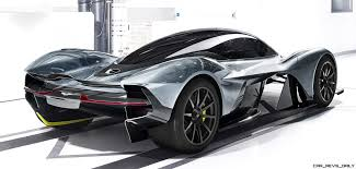 aston martin concept cars 2019 aston martin am rb 001 hypercar nearing production