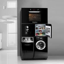 meuble cuisine tout en un meuble cuisine frigo cheap frigo encastrable but meuble haut pour