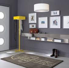 hopscotch rug from cb2 apartment therapy